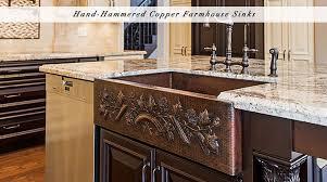 bathroom vessel sinks. hand hammered copper farmhouse sink bathroom vessel sinks