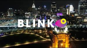 Cincinnati Light Show October 2017 Prg X Blink Cincinnati