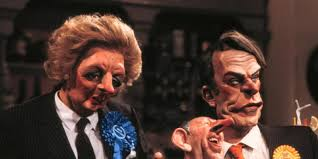 Spitting Image is 30: Looking back at the satirical puppet classic