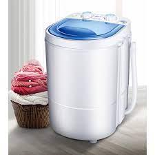 TE0003 Máy giặt mini chuyên giặt đồ cho trẻ em - Máy giặt 1 lồng con vịt