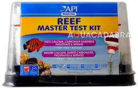 Details About Api Reef Master Liquid Test Kit For Marine Coral Reef Aquarium Fish Tank
