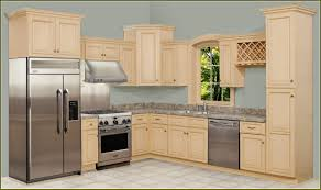 Pre Built Kitchen Cabinets Kitchen Cabinet Ready To Assemble Home Depot Classic L Shaped