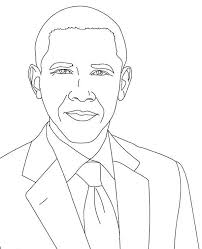 Small Picture President Barack Obama and Vice President Joseph Biden Colouring