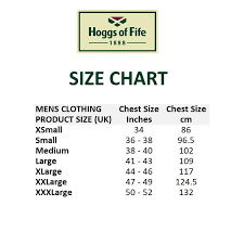 Hoggs Of Fife Size Chart Hoggs Of Fife Glenmore Lightweight Shooting Jacket Dark Olive