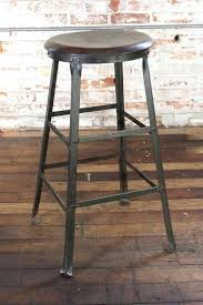 rustic bar stools. Rustic Bar Stools With Back Industrial Stool Backless Kitchen Wood And Metal .