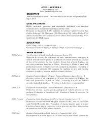 Production Artist Resume Similar Resumes Production Artist Resume
