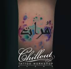 стили татуировки акварель Chillout Tattoo Workshop