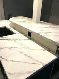 white concrete countertop mix how with regard to plan 31