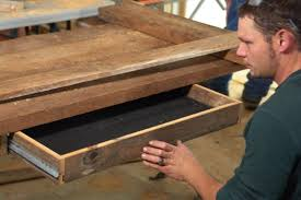 Add more storage to your desk by making a desk drawer. Approximately 16' of