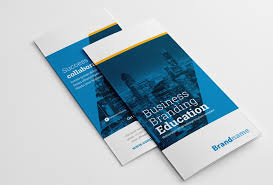 brochure brochure business branding education trifold brochure robert kubas homepage