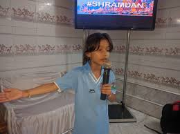 shramdaan on jayashree asks do you want us children to shramdaan on jayashree asks do you want us children to grow listening to elders saying this is not my work