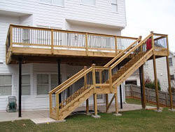 deck repair atlanta. Modren Deck In Addition To Deck Repair U0026 Installation We Can Also Provide You With  Maintenance And Rot Services This Is Work That Best Left The  On Deck Repair Atlanta E