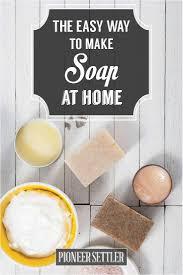 diy shampoo bar no lye make lye free soap the homestead self sufficiency