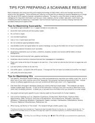 Cal Poly Resume Examples Scannable Resume Format Template Word The Best Template Resume