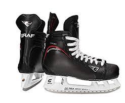 Graf G 9000 Sr Ice Hockey Skates Amazon Co Uk Sports