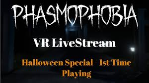 1) right click on phasmophobia. Phasmophobia Quest 2 Vr Livestream Halloween Special First Time Playing Youtube