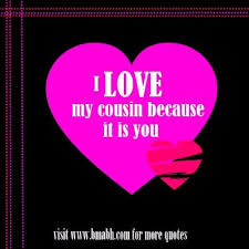 Cousin Love Quotes Awesome 48 Quotes About Cousins Love With Beautiful Images QuotesBae