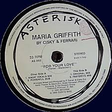 Maria Griffith - For your love - Cisky powerful dub by Csk on SoundCloud -  Hear the world's sounds