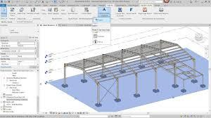 Site Designer Revit 2019 10 Revit 2019 Interoperability With Advance Steel