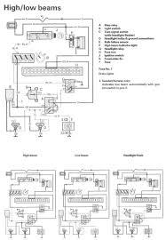 volvo xc90 headlight wiring diagram wiring diagrams and schematics Basic Headlight Wiring Diagram volvo v70 wiring diagram moreover volvo s40 headlight wiring diagram rh rkstartup co
