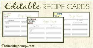 Recipe Template Word Best Template For Mac Word Elegant Templates Recipe Card