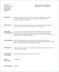 Civil Engineers Resume For Freshers – Weeklyresumes.co