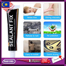 evo empire sealant fix nail free glue