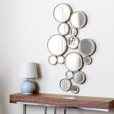 circle wall mirror in abbyson living danby circles ping decor 7