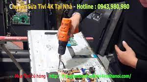 Hướng dẫn Sửa Tivi SAMSUNG bị Nháy Nháy đèn đỏ không lên hình ảnh - YouTube