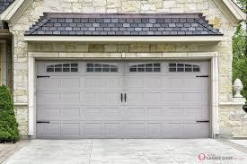groove panel garage door installation