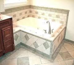 cost to tile tub surround tile tub surround tile around tub excellent bathroom tiled tub tile cost to tile tub surround