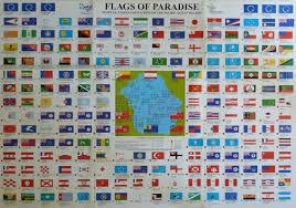 Flag Chart With Names 15 Studious International Flag Chart