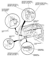 honda accord alarm wiring diagram image 1995 honda accord horn wiring diagram 1995 image on 1998 honda accord alarm wiring