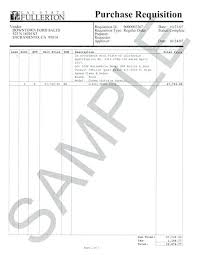 Purchase Order Request Form Template Professional Here Is Simple ...
