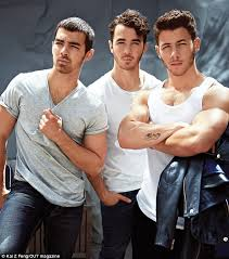 Jonas brothers gay pic