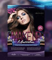 12 Cosmetic Flyer Designs Word Psd Ai Eps Vector
