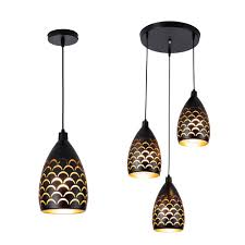 3 Pendant Ceiling Light Us 11 16 38 Off 1 3 Heads Cord Pendant Ceiling Lamps Loft For Kitchen Led Pendant Lights Dining Room Hanging Light Fixture Led Pendant Lighting In