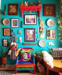 best bohemian living room decor ideas