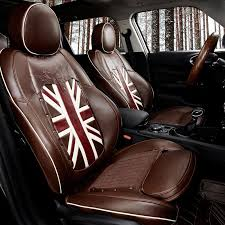 car seat cover leather interior