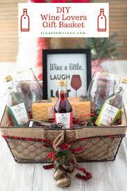 wine gift basket ideas photo 1