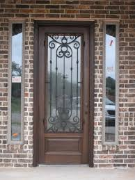 glass front door designs exellent front wood glass entry doors and front door designs