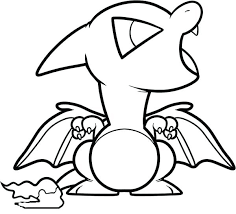 Charmander Kleurplaten Coloring Page Lovely Best Baby Images On Of