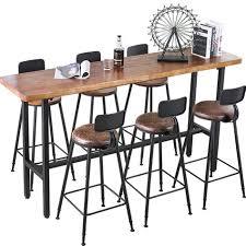 Narrow bar table Behind Couch Interior Narrow Bar Table Stylish Industrial Nadeau Miami Intended For From Narrow Bar Table Winduprocketappscom Narrow Bar Table Amazing Pub Coho In 23 Winduprocketappscom