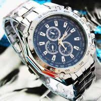 mens large tcm multifunctional automatic wristwatch 100m water mens watches quartz stainless steel analog sports new wrist luxury brand watch
