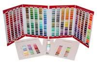 Floriani Deluxe Thread Color Chart 360