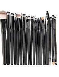 20pcs contour brush makeup brush set eyeshadow brush lip brush brow brush eyeliner brush liquid eyeliner