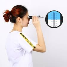 2017 <b>RHB 32ATC Hand Held</b> Brix Refractometer For Sugar Beer ...