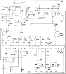 1985 el camino wiring diagram circuit and wiring diagram 1985 ford mustang and capri 8 cylinder high output ignition wiring diagrams part 2