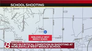 Teacher Girl Recovering After Noblesville School Shooting Suspect