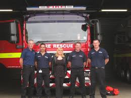 interview a firefighter opportunity plus south west susan king meets some of the firefighters from torquay fire service